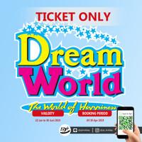 Voucher Dream World Bangkok