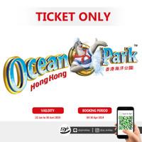 Voucher Ocean Park Hongkong