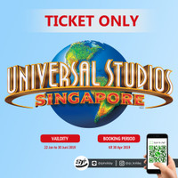 Voucher Universal Studios Singapore