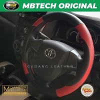 Sarung Stir Mobil / Cover Stir - KULIT MBTECH ORIGINAL
