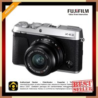 Harga fujifilm x e3 mirrorless digital camera with 18 55mm lens | Pembandingharga.com