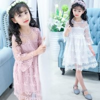 dress lala/dress anak/gaun pesta anak/dress import/dress korea
