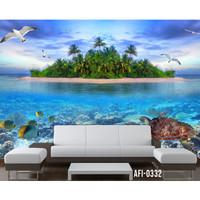 Wallpaper Custom Gambar Pantai Terbaru