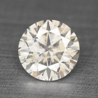 Berlian Certified 0.24 Carat Round Brilliant Natural Loose Diamond