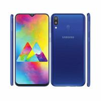 Samsung Galaxy M20 Smartphone 32GB/ 3GB - Ocean Blue [Garansi Resmi]