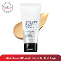 BB Cream Pria - MISSHA Mens Cure BB Cream Suited For Men