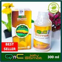 Obat Cacar air - Obat Campak - Penghilang Bekas Cacar QnC Jelly Gamat