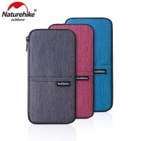 NATUREHIKE Dompet Multi-Function Travel Wallet Dompet Tas Passport Doc