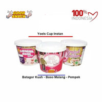 Yoels Instan - Pempek, Batagor Kuah & Baso Malang -