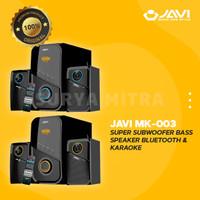 SPEAKER JAVI MK003 / MK 003 (BLUETOOTH/USB/MIC)