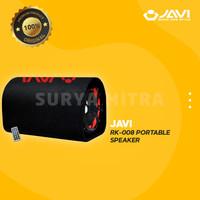 Javi Speaker Subwoofer RK-008 (speaker guling 8'inci)