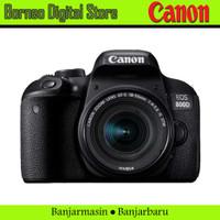 CANON EOS 800D KIT 18-55MM STM Garansi Resmi