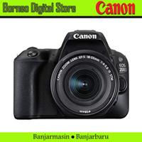 CANON EOS 200D KIT EF-S 18-55MM IS STM Garansi Resmi