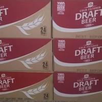 TERMURAH!!! bir kaleng jumbo balihai draft 500ml 500 ml isi 24