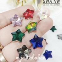 Kristal kaca swa KW Bintang