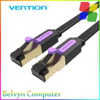 Vention ICA 0.5M Kabel LAN RJ45 Cat.7 FTP Shielded Flat Ethernet Cable
