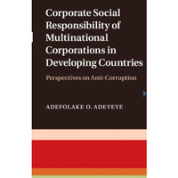 Corporate Social Responsibility of Multinational Corporations