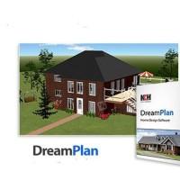 Software desain rumah & interior DreamPlan plus v2 FULL VERSION!