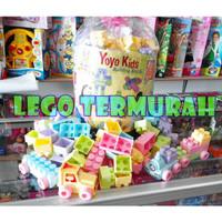 Mainan Bayi lego Balita Yoyo Kids 160 pcs