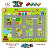 Mainan Bus Tayo