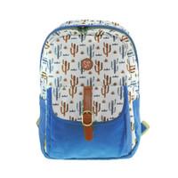 Tas ransel – backpack casual THREEREY CACTUSY TA10240
