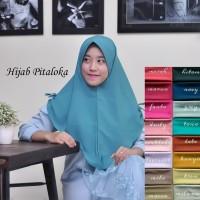 Hijab Instan Remaja / Jilbab Muslim Wanita / Kerudung Pitaloka Tosca
