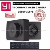 OS Xiaomi Yi Car Dash Camera Dashcam 1080P Black International