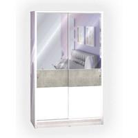 Harga el 5121 lemari 2 pintu sliding kaca murah best | Pembandingharga.com