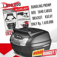 PROMO PAKET BRACKET KUCAY DAN BOX SHAD SH40 CARGO