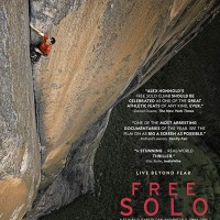 DVD Free Solo Rock Climbing - Pemenang Oscar 2019 - Sub Indonesia