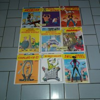 Komik Lucky Luke Elex Media Baru tanpa Segel