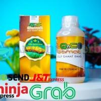 QnC Jelly Gamat Obat Tulang Patah, Retak, Cedera dll.