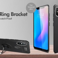 Vivo v11 pro iRing Invisible TPU Soft Case