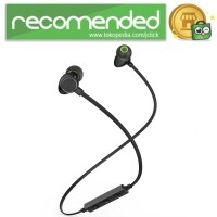 AWEI Earphone Bluetooth Magnetic Sports - WT-30 - Hitam