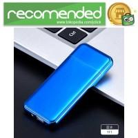 Korek Elektrik Fingerprint Sensor - HB-111 - Biru