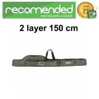 Tas Pancing Joran Portable Fishing Bag - 1680D - 150 cm