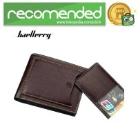 Baellerry Dompet Pria PU Leather - D2361 - Coffee