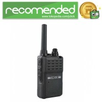 Taffware Pofung Walkie Talkie Two Way Radio 5W 16CH UHF - BF-E90 - Hi