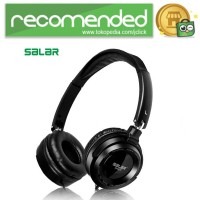 Salar Wired Gaming Headphone Deep Bass - EM520 - Hitam