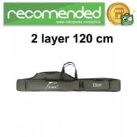 Tas Pancing Joran Portable Fishing Bag - 1680D - 120 cm