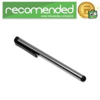Stylus Aluminium untuk Smartphone & Tablet - B70 - Silver