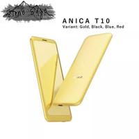 Harga mini card phone hp tipis anica t10 seukuran kartu atm kartu | antitipu.com