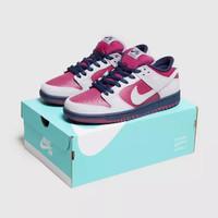 Sepatu sneakers Nike original SB Dunk Low grey BQ6817001