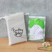 Sunday Baby Teether Mitt - Sarung Tangan Teether
