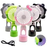Mini Hand Fan / Flash Warna / Kipas Genggam / Kipas Lipat A22