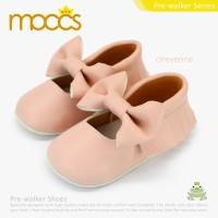 Baby Shoes - Prewalker | Freddie the Frog | Cheyenne Moccs