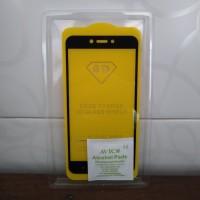 Tempered Glass Full Cover 6D Redmi Go Full Lem