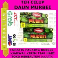Teh Murbei Gholiban - isi 20 - Herbal Diabetes, Stamina, Tekanan Darah