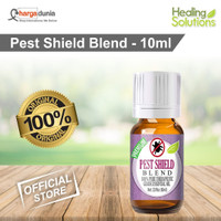 Healing Solutions Pest Shield Blend 100% Pure, Best Therapeutic