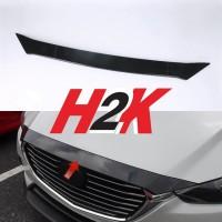 Aksesoris CX3 - Hood Protector Carbon Mazda CX-3